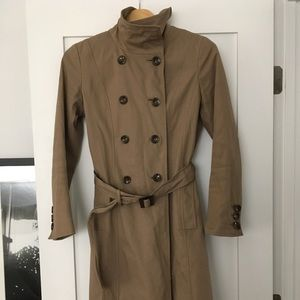 Kenneth Cole Trench Coat, xs